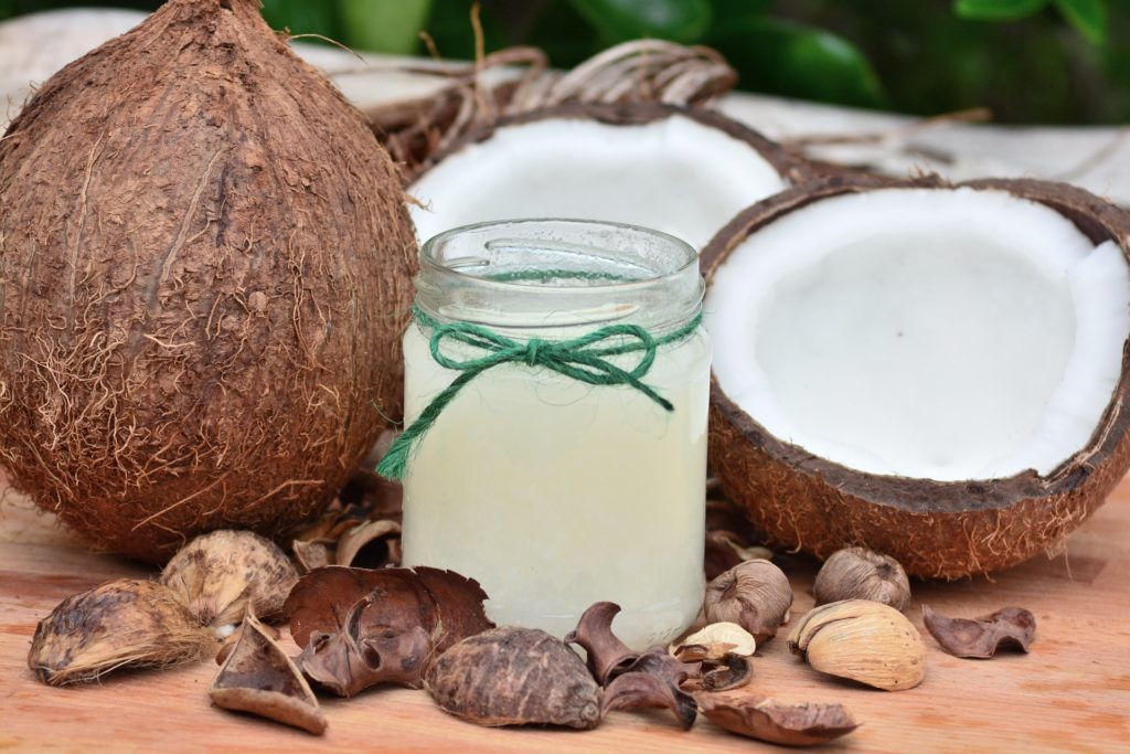 Coconut Oil for Tattoos